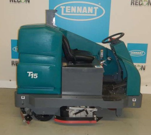 Used T15-16940 Scrubber