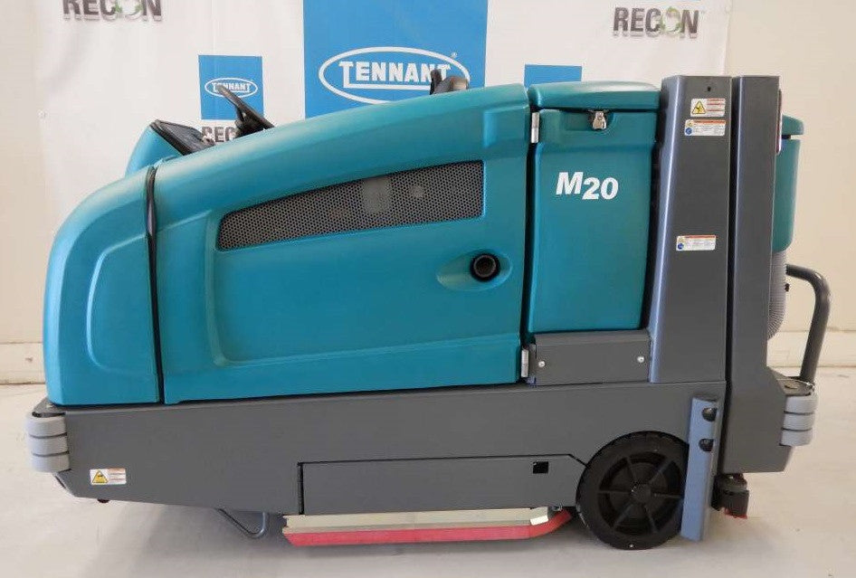 Certified M20 Sweeper-Scrubber