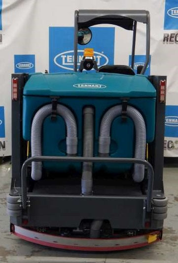 Used M20-1055 LP Sweeper-Scrubber