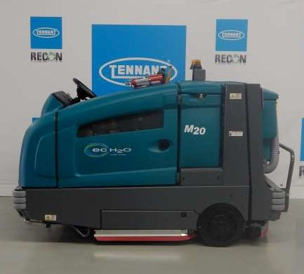 Certified M20-10671 Sweeper-Scrubber