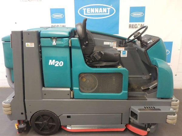 Used M20-1157 Sweeper-Scrubber