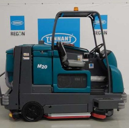 Certified M20-1261 Sweeper-Scrubber
