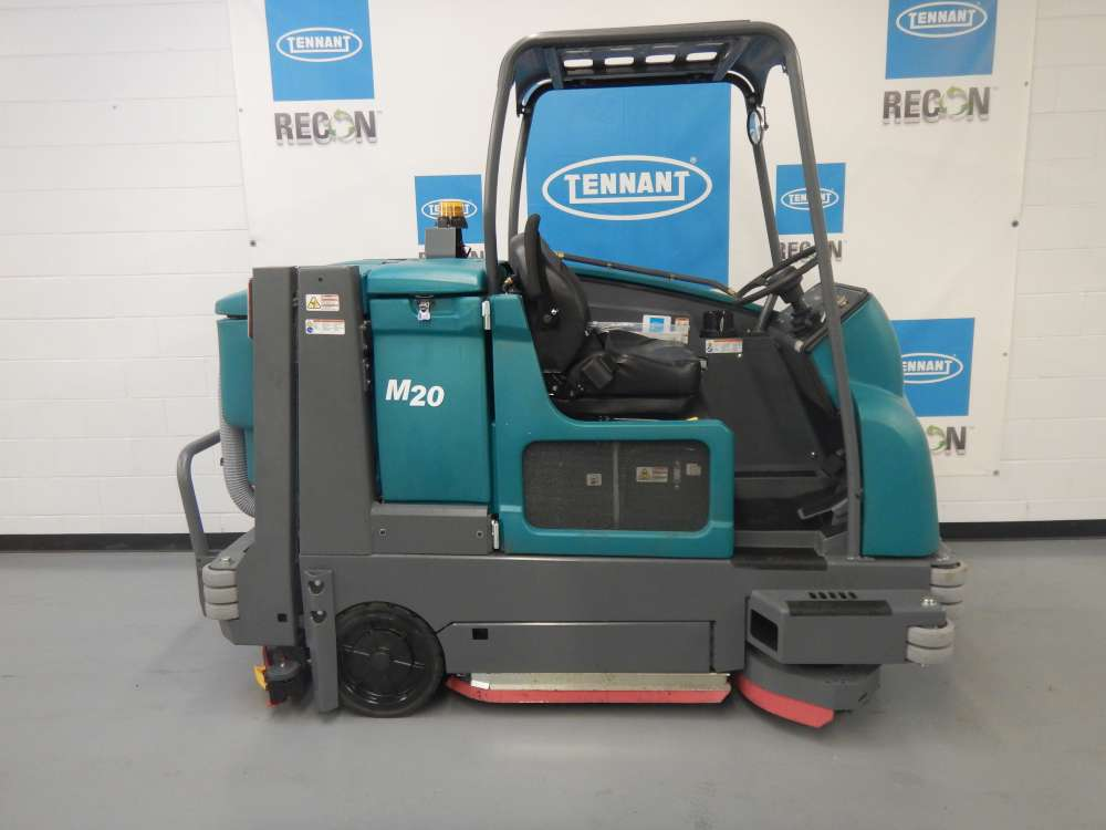 Certified M20-2063 Sweeper-Scrubber