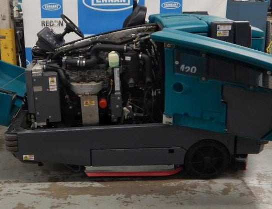 Used M20-2218 LP Sweeper-Scrubber
