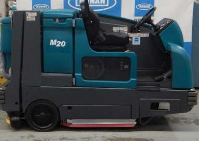 Certified M20-2218 LP Sweeper-Scrubber
