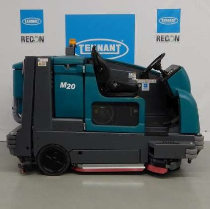 Certified M20-2637 Sweeper-Scrubber