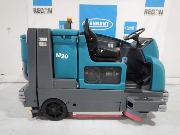 Certified M20-3073 LP Sweeper-Scrubber