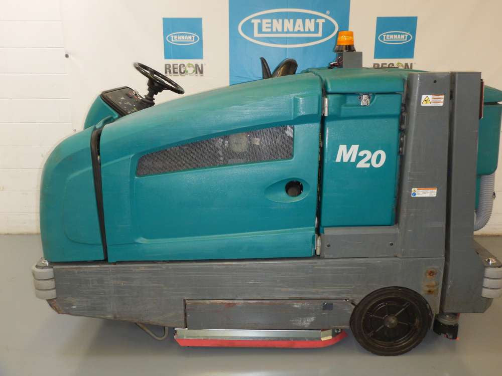 As-Is M20-3524 Sweeper-Scrubber