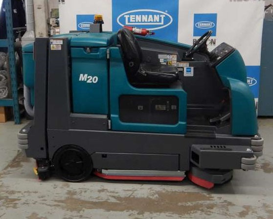 Used M20-3548 GAS Sweeper-Scrubber
