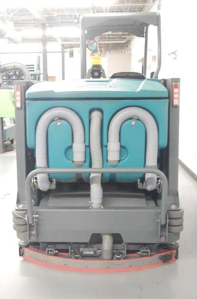 Used M20-3642 Sweeper-Scrubber