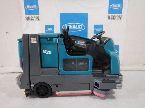 Certified M20-3806 GAS Sweeper-Scrubber