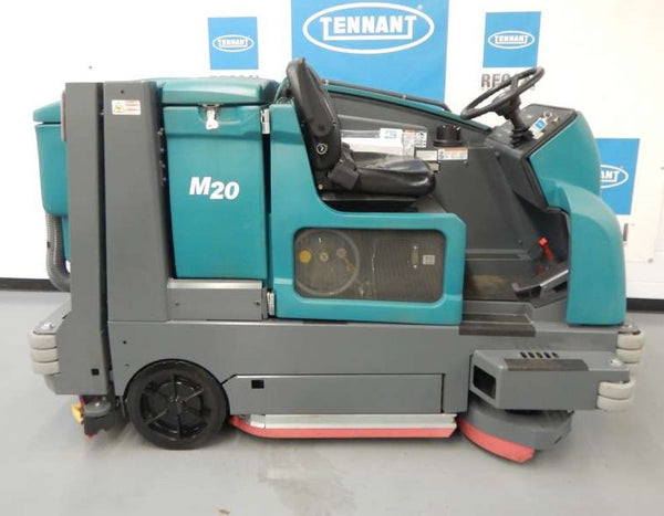 Used M20-3821 Sweeper-Scrubber