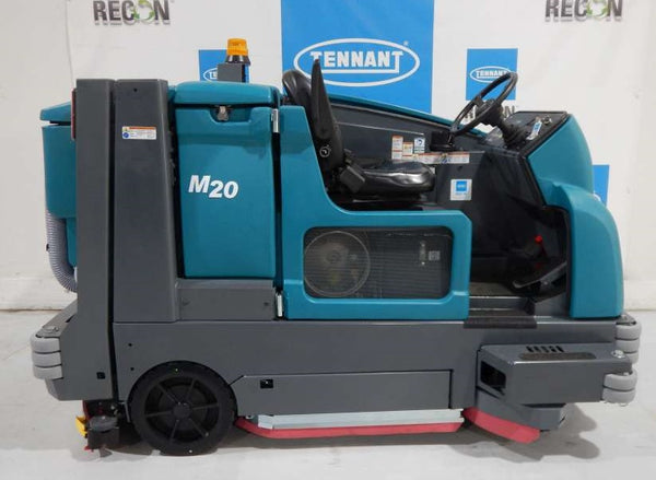 Used M20-3882 LP Sweeper-Scrubber