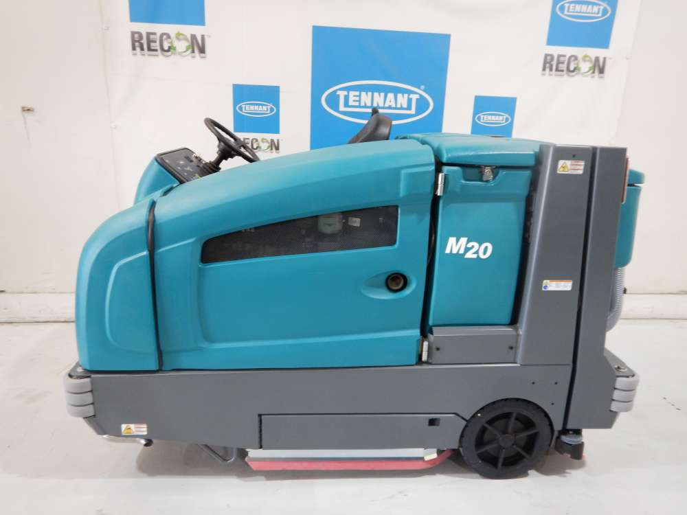Certified M20-4063 Sweeper-Scrubber