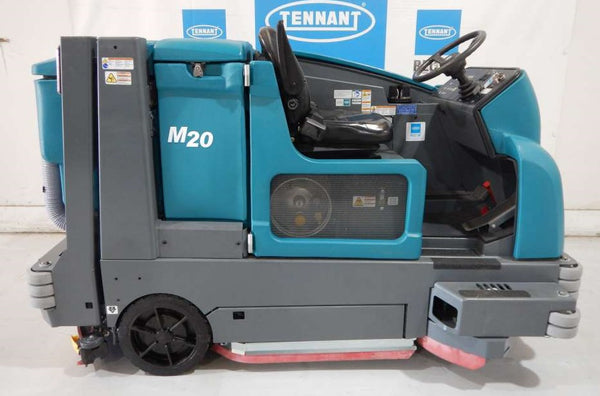 USED M20-4074 Sweeper-Scrubber