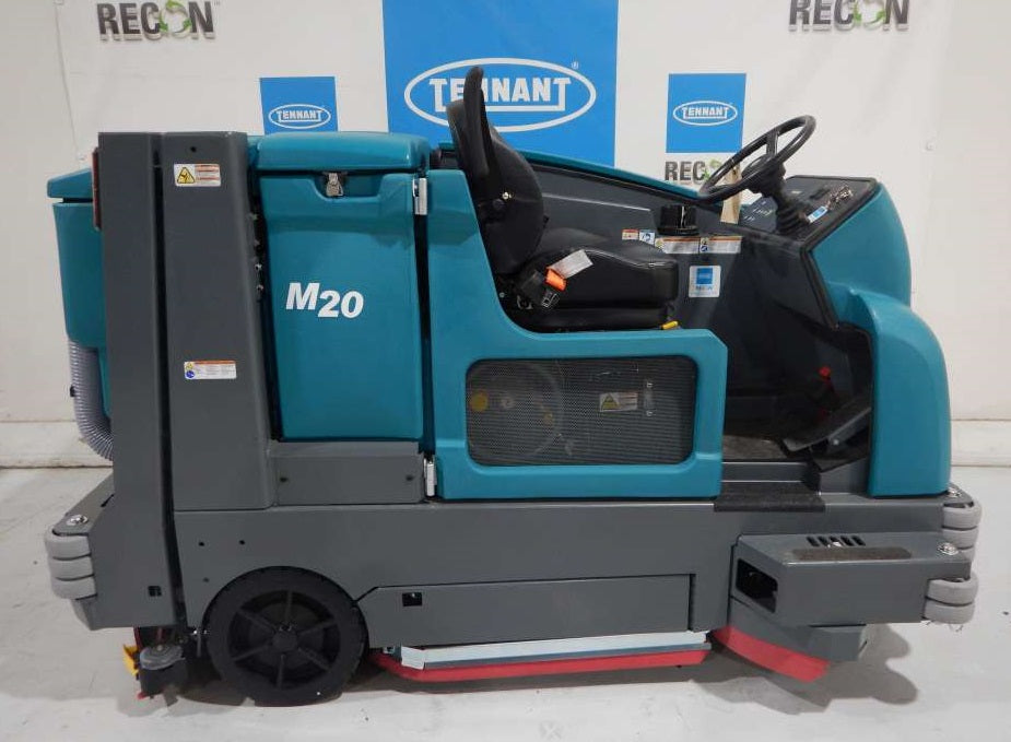 Certified M20-4157 Sweeper-Scrubber SOLD