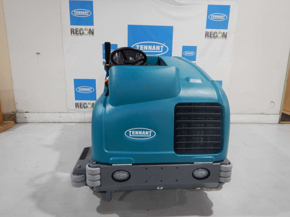 Certified M20-6091 Sweeper-Scrubber