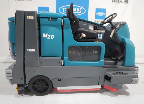 Certified M20-6111 Sweeper-Scrubber