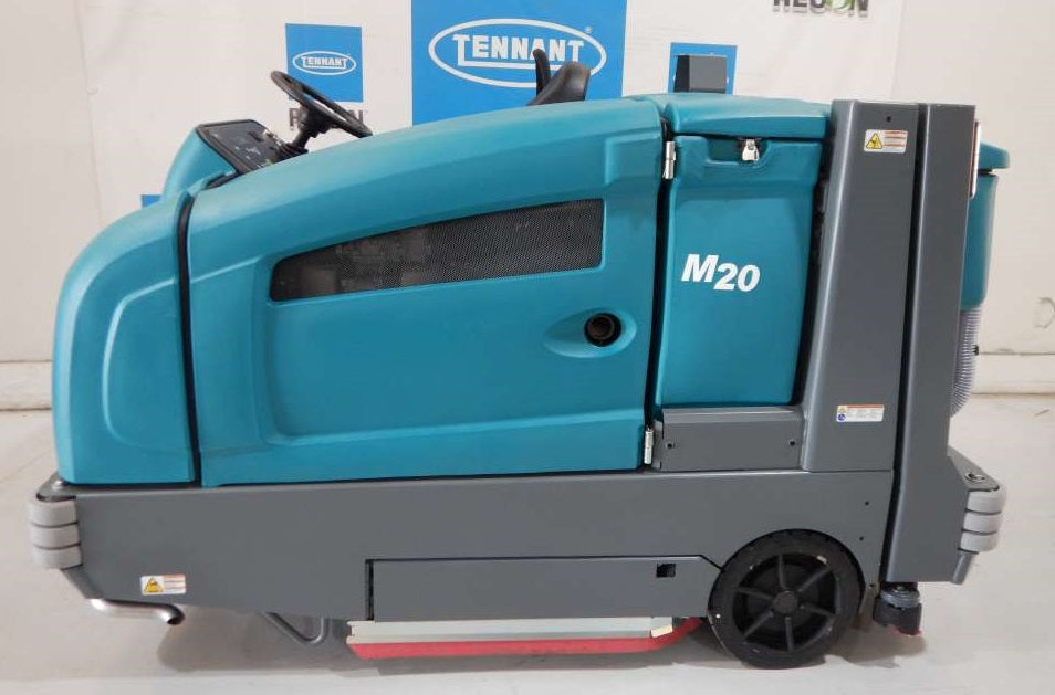 Certified M20-6113 Sweeper-Scrubber