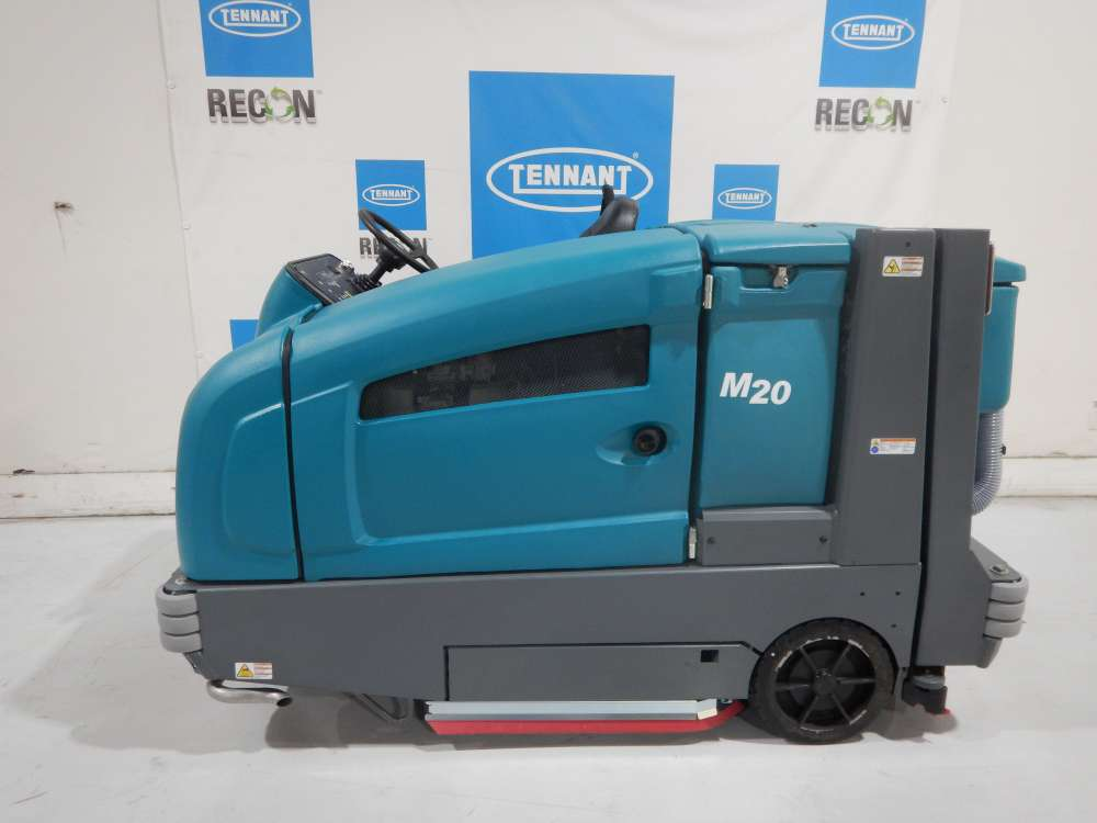 Certified M20-6243 Sweeper-Scrubber