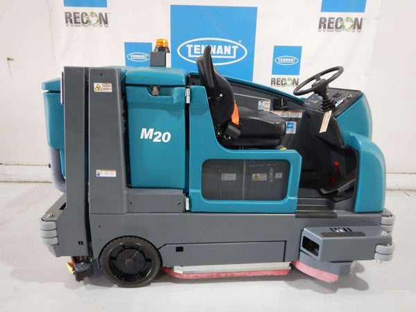 Certified M20-6309 Sweeper-Scrubber