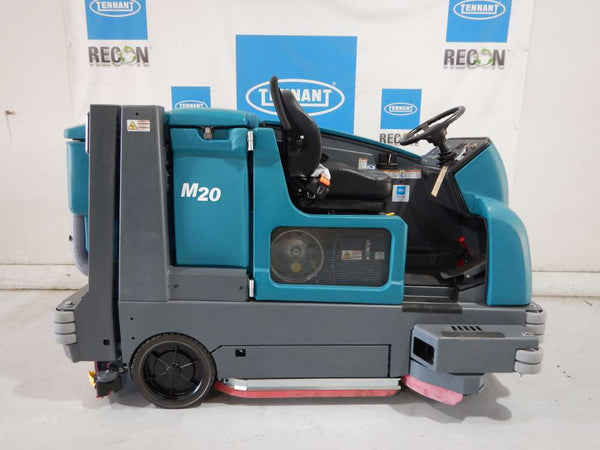 Certified M20-6442 Sweeper-Scrubber