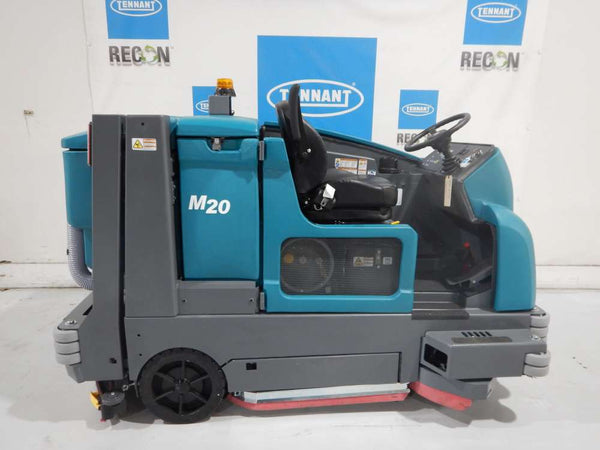 Certified M20-6473 Sweeper-Scrubber