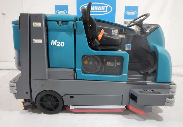 Certified M20-6502 Sweeper-Scrubber