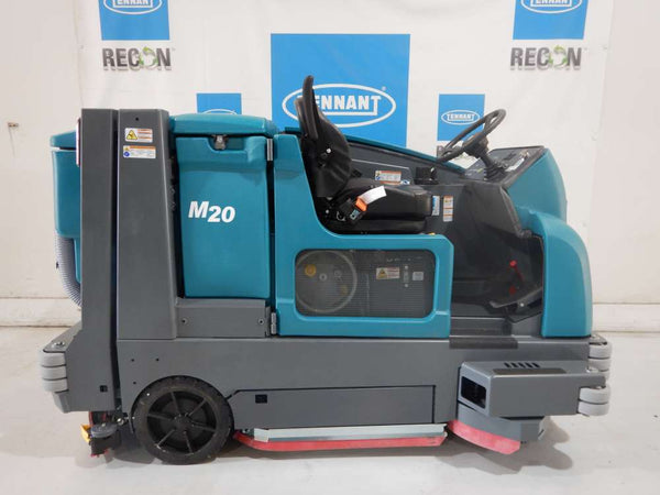 Certified M20-6504 Sweeper-Scrubber