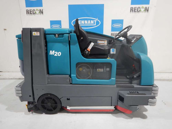 Certified M20-6562 Sweeper-Scrubber