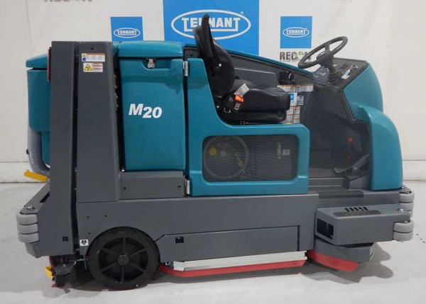 Certified M20-6715 Sweeper-Scrubber