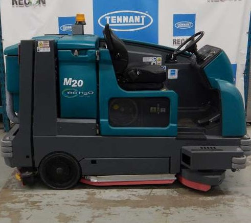 Used M207080467 Sweeper-Scrubber
