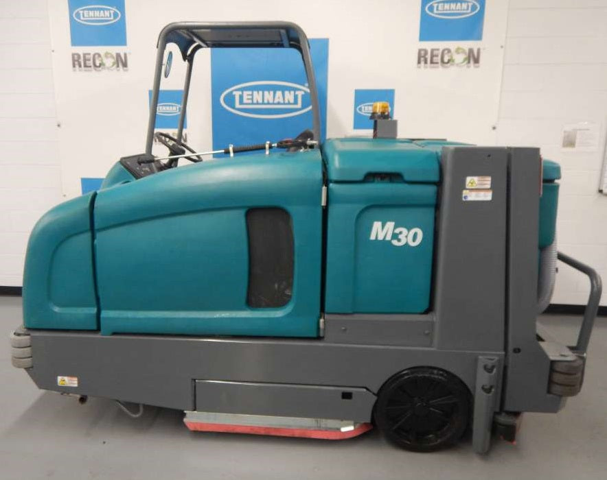 Used M30-1136 LP Sweeper-Scrubber