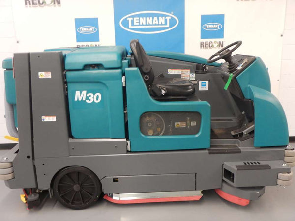 Used M30-1221 Sweeper-Scrubber