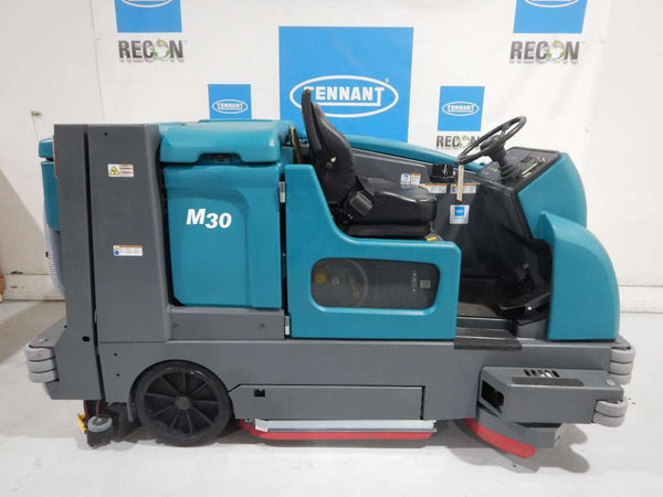 Certified M30-1222 Sweeper-Scrubber