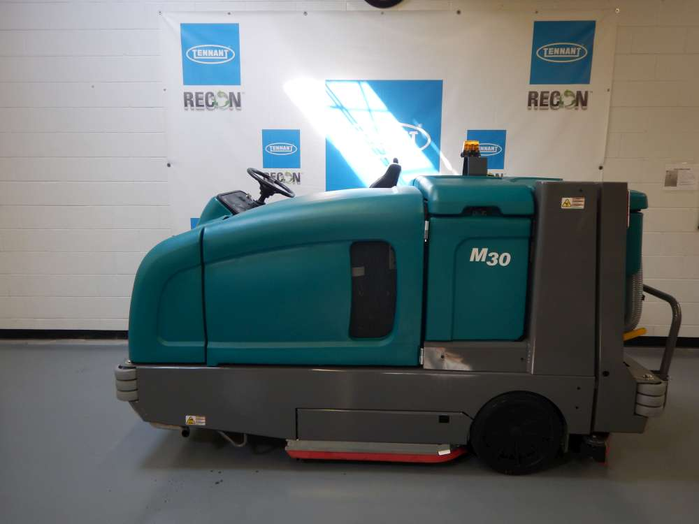 Certified M30-1358 Sweeper-Scrubber