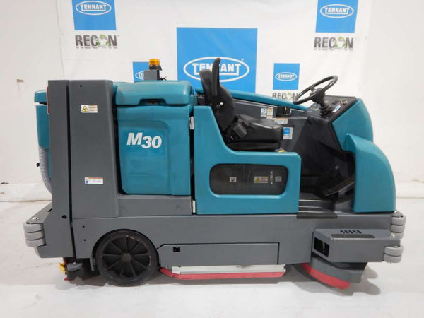 Certified M30-1421 GAS Sweeper-Scrubber