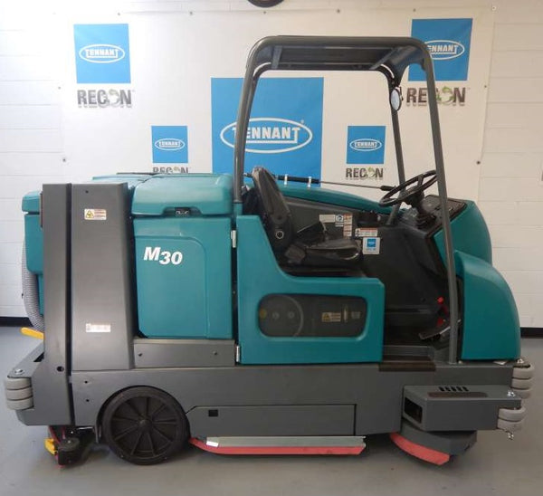 Certified M30-1570 LP Sweeper-Scrubber