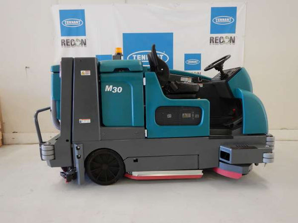 Certified M30-1732 Sweeper-Scrubber