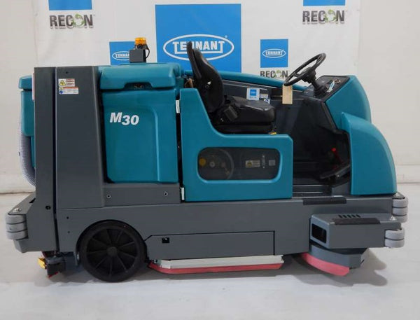 Certified M30-4313 Sweeper-Scrubber