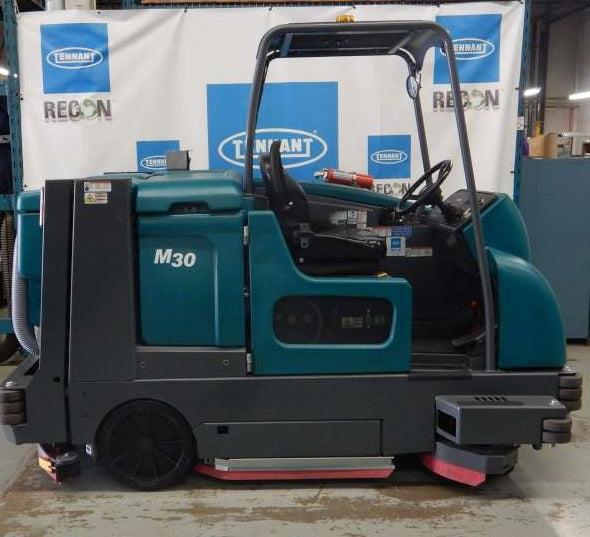 Used M30-4427 Sweeper-Scrubber