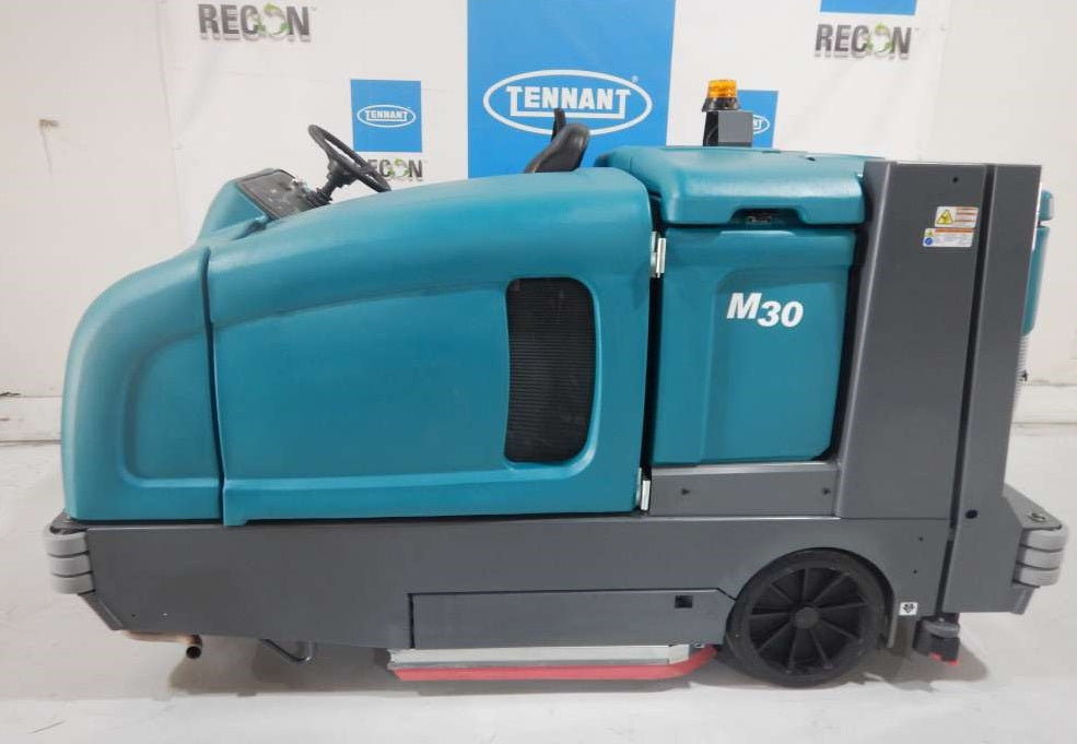 Certified M30-4446 GAS Sweeper-Scrubber