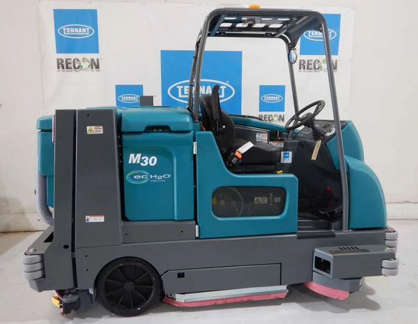 Certified M30-4648 Sweeper-Scrubber