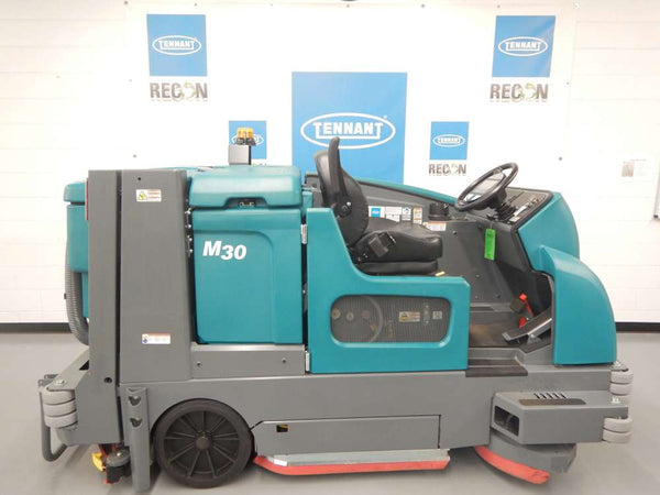Certified M30-8035 Sweeper-Scrubber