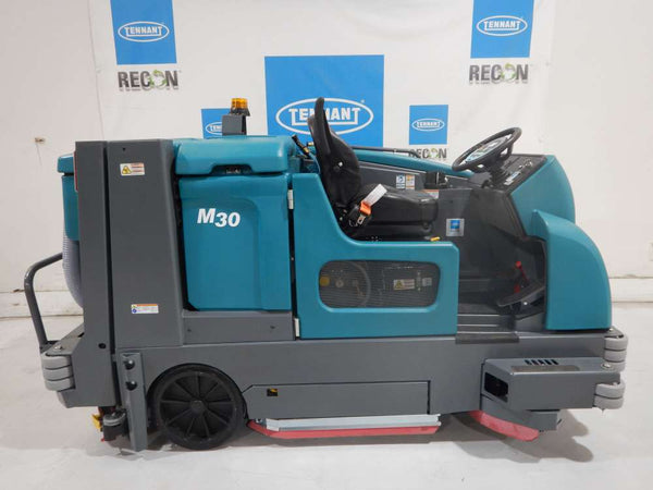 Certified M30-8089 Sweeper-Scrubber