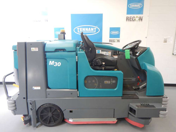 Certified M30-8300 Sweeper-Scrubber