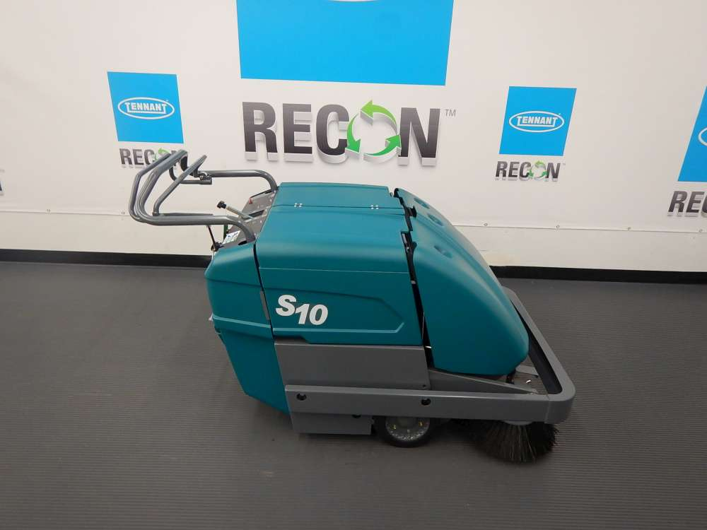 Certified S10-11912 Sweeper