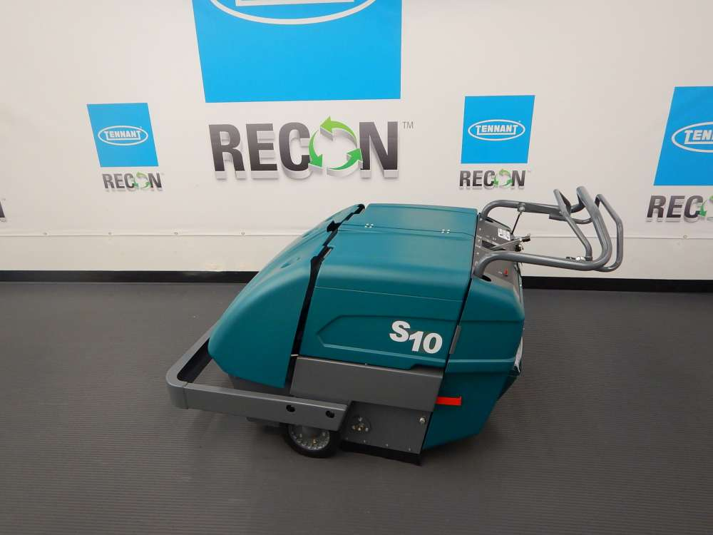 Certified S10-11913 Sweeper
