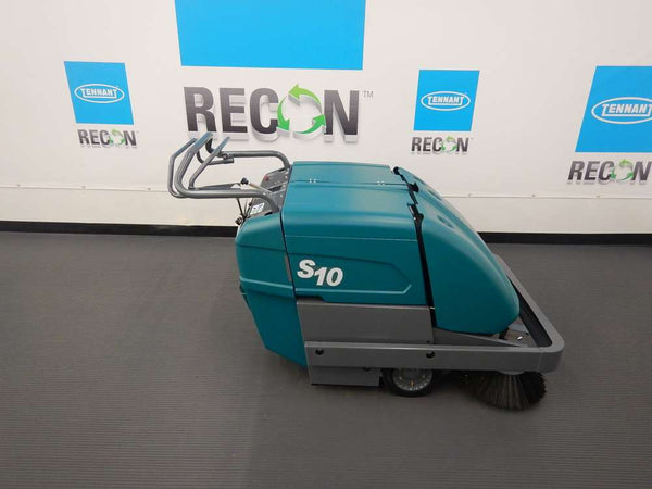 Certified S10-11969 Sweeper