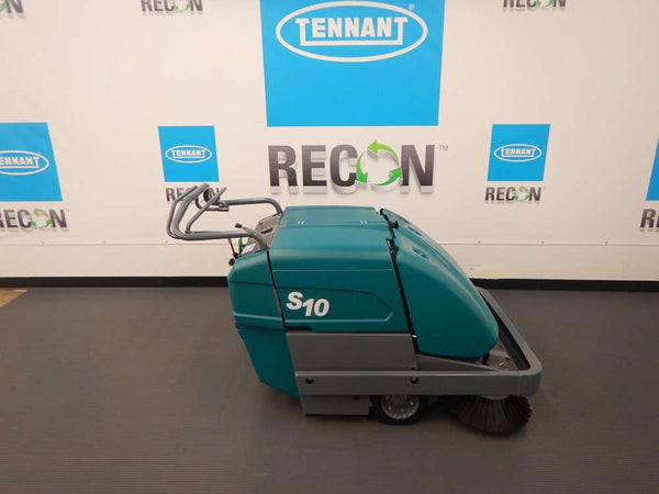 Certified S10-11970 Sweeper